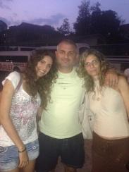 Kate, Rene and Mitko