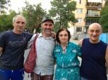 Kotse, Baba, Teta Ketsa and Goche