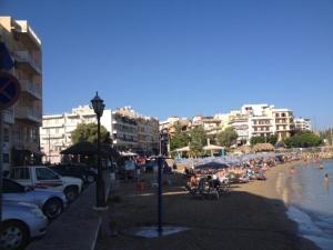 Our promenade