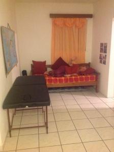 The lounge -ala Bowen room