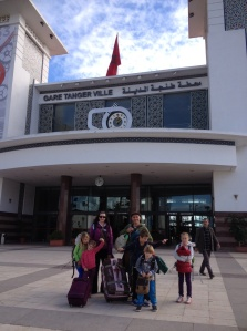 Tanger Train Station