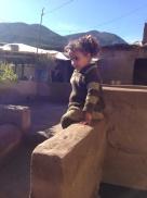Local Berber girl