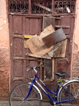 Love Moroccan doors
