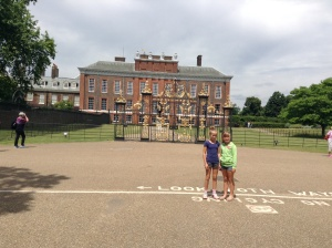 Princess Kate's and  Prince William and Prince George's house