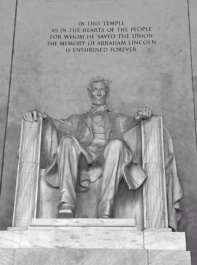 Lincoln memorial is amazng