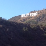 Hollywood - where dreams come true!
